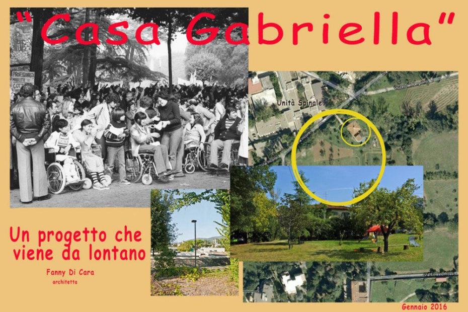 presentazione progetto Casa Gabriella