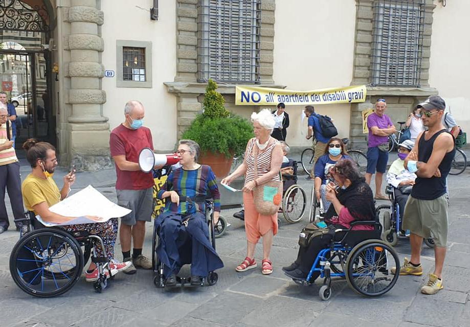 Incontro con Regione Toscana di mercoledì 5 agosto 2020